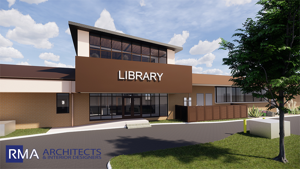 City of Hallettsville Library Addition and Renovation