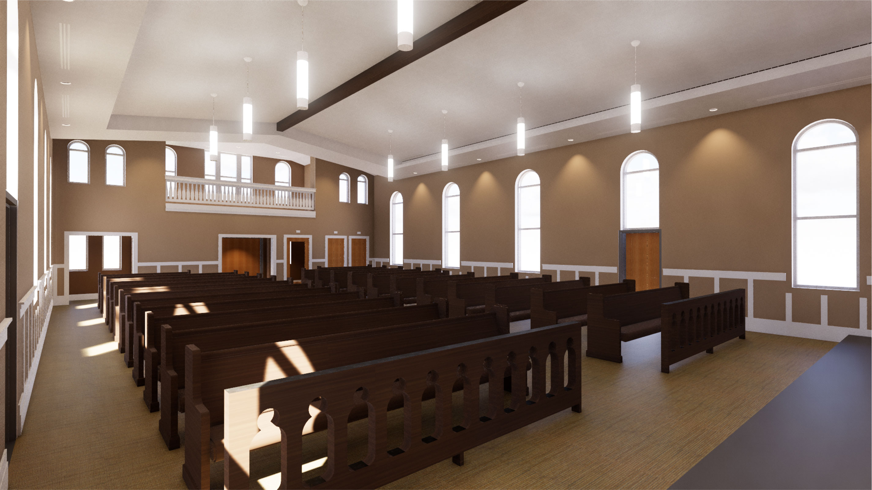 Sts. Peter & Paul Catholic Church Renovation