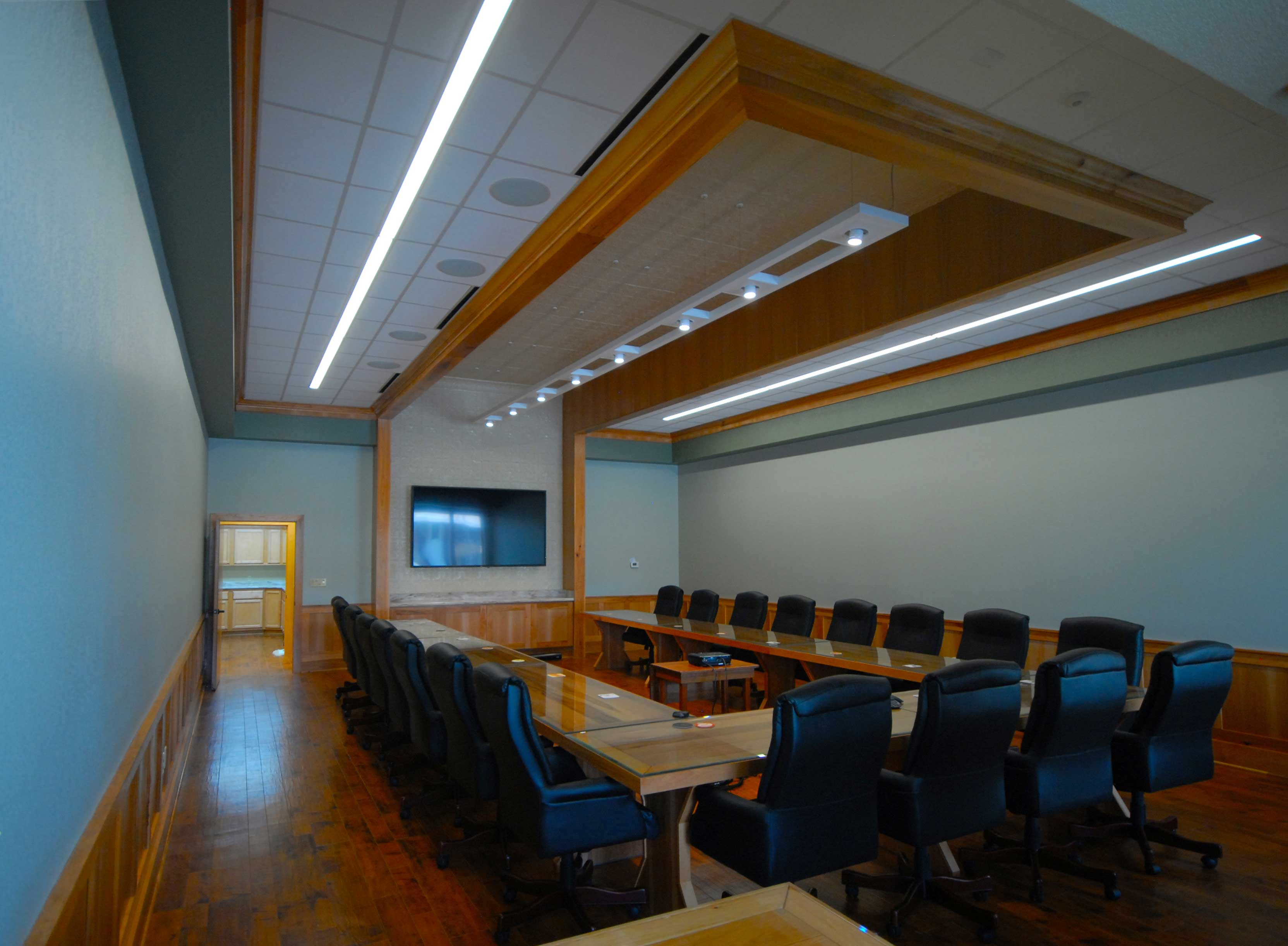 First National Bank Boardroom Renovation