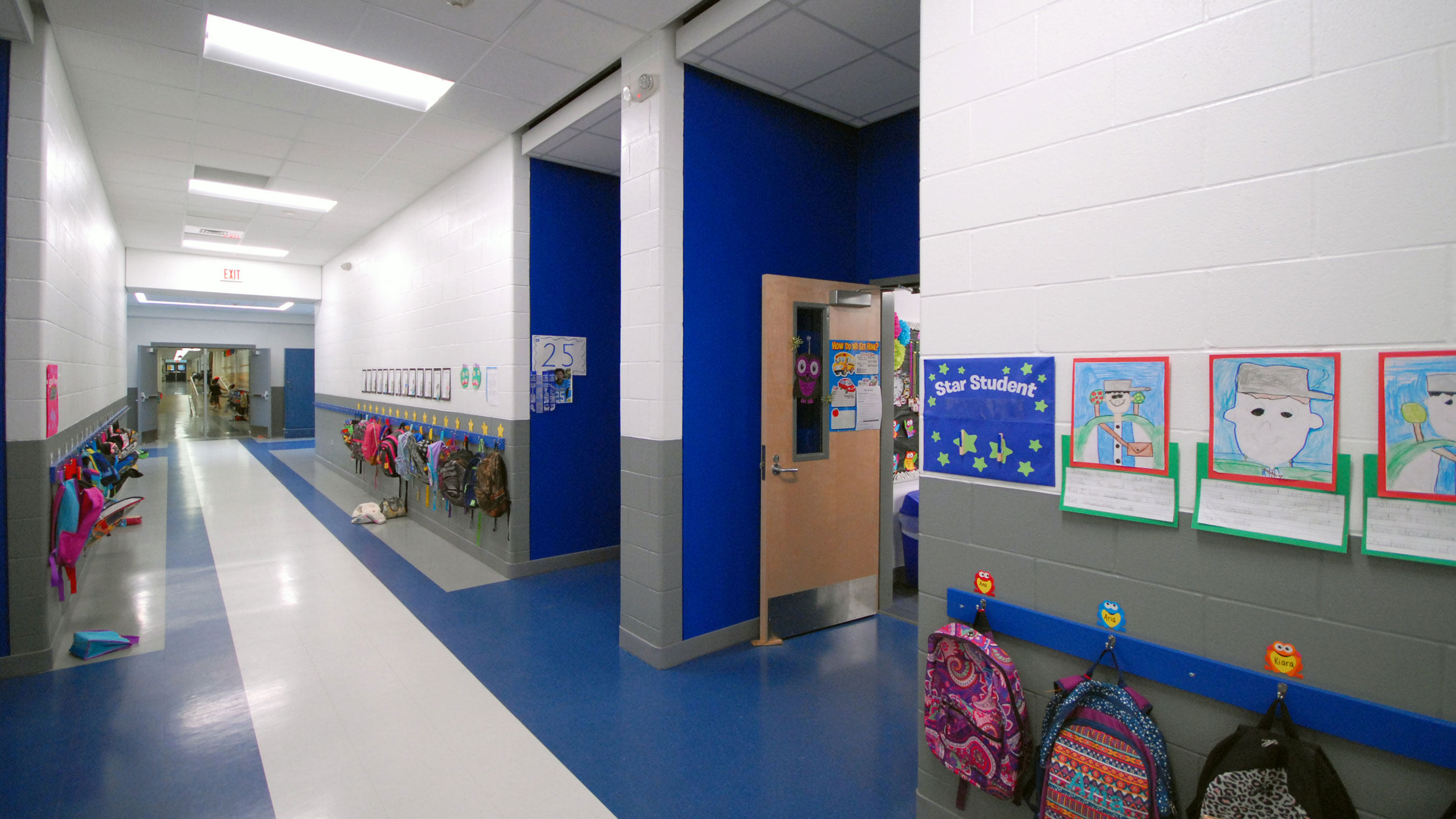 Primary Campus Gym & Classroom Addition
