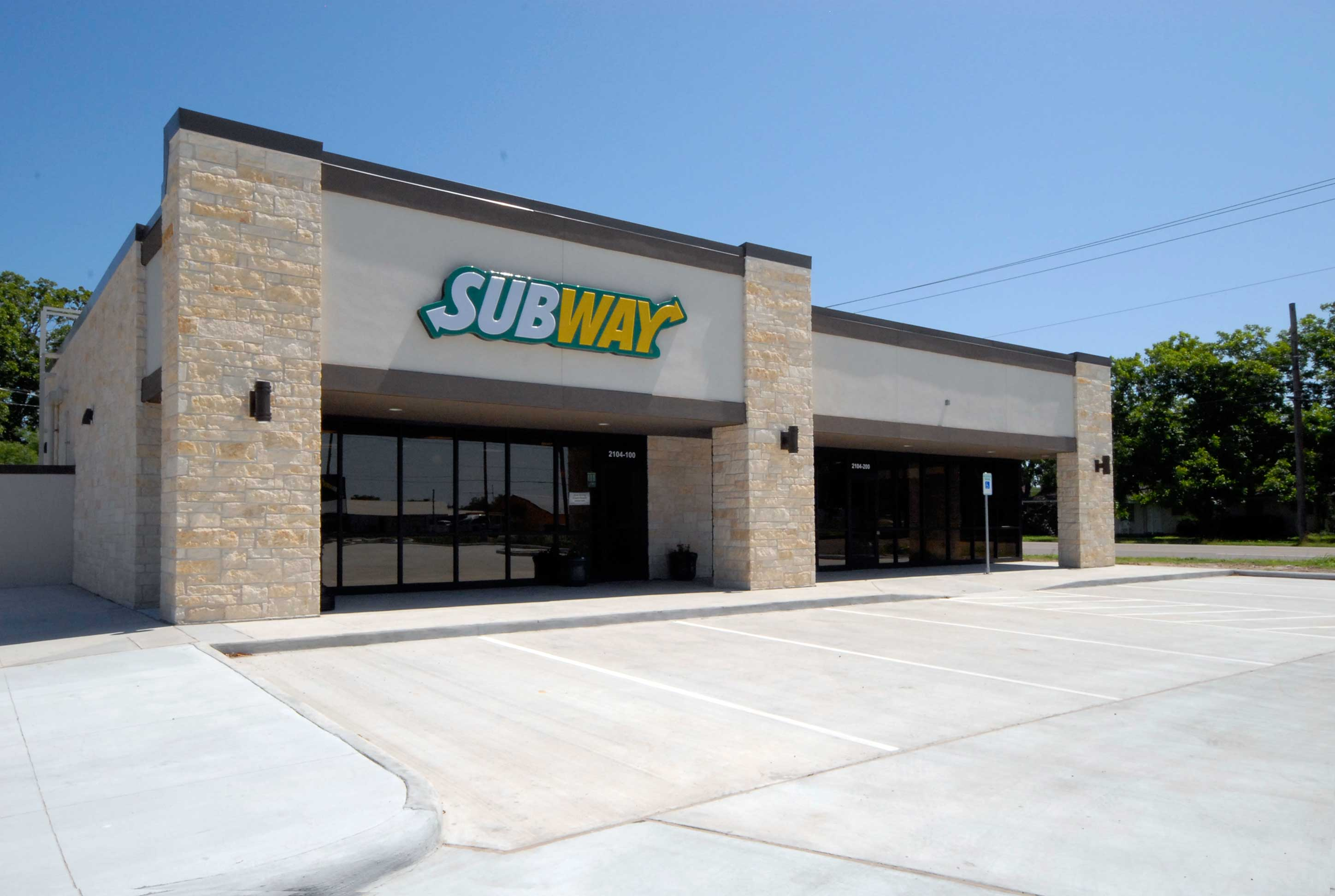 Subway / Retail Center